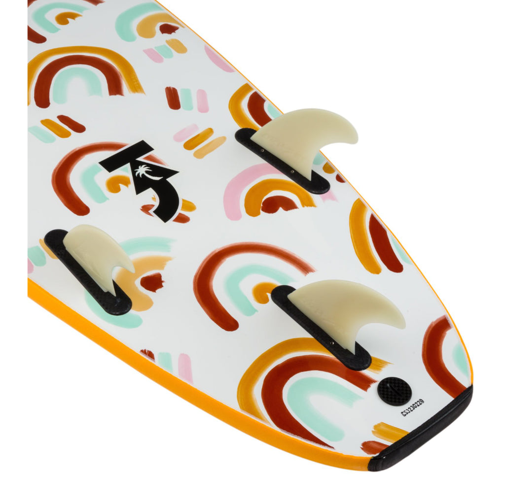 Odysea 6'0 Log - Taj Burrow Pilsner 20