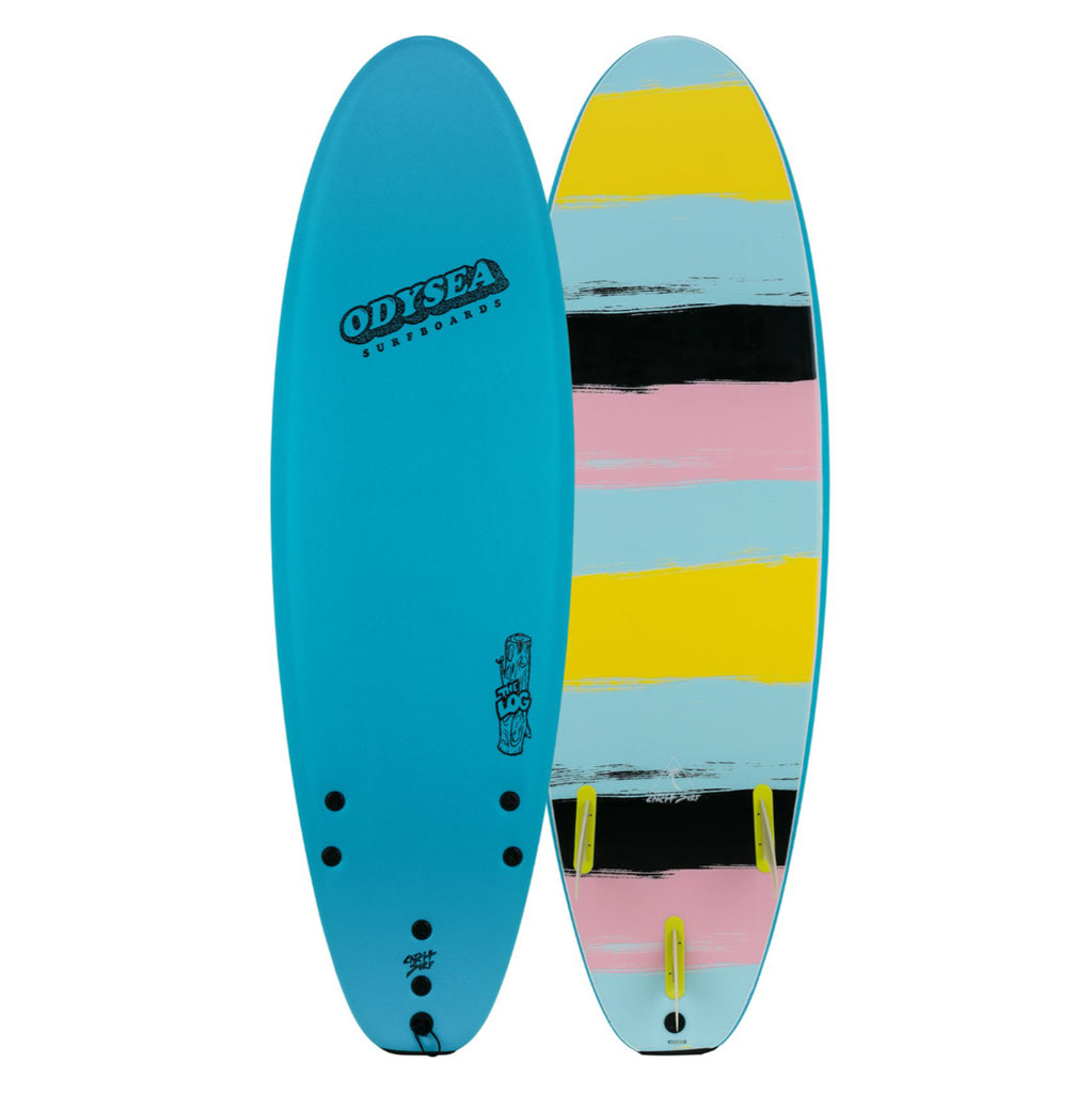 Odysea 6'0 Log - Cool Blue 20