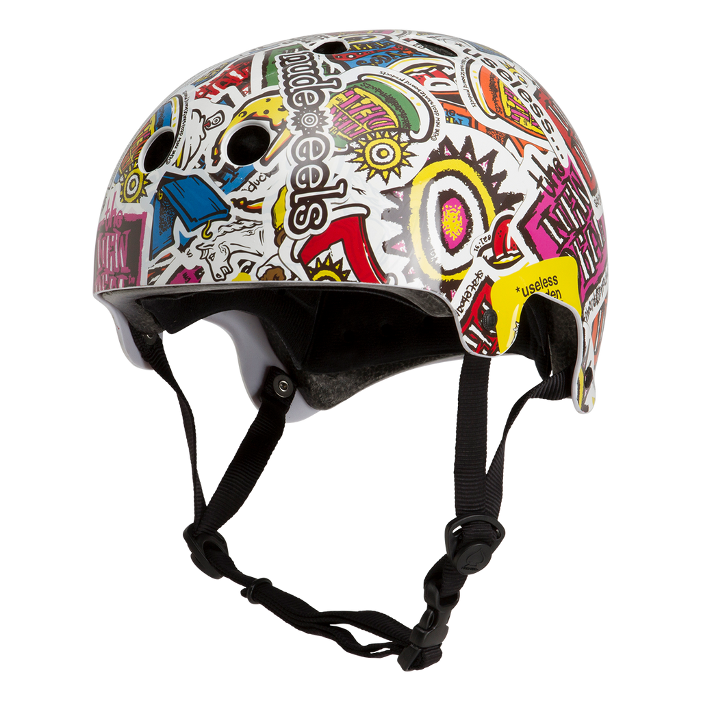 Protective Gear - Pro-tec Helmet - Old School Certified New Deal - SM