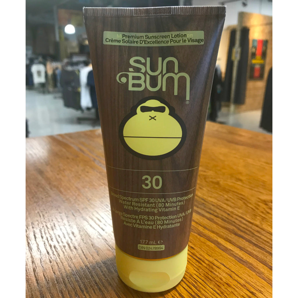 Sunscreen - Original Sun Bum Lotion - Tube - SPF 15 30 50