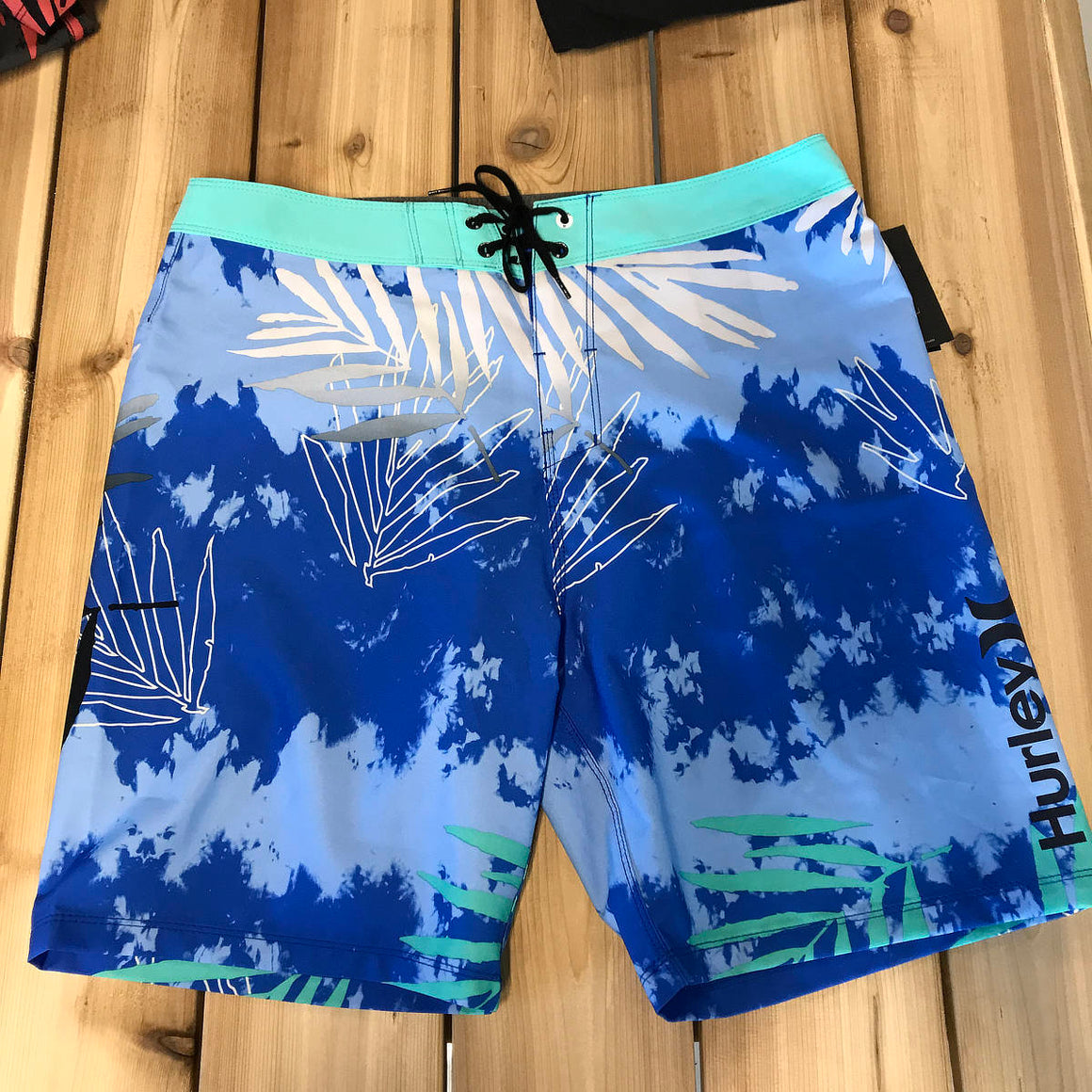 Boardshorts - Hurley Palmdale 20 - Pacific Blue (499)