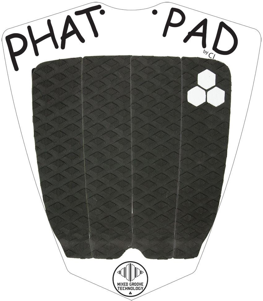 Deck pads - Channel Islands - CI Phat Pad Black