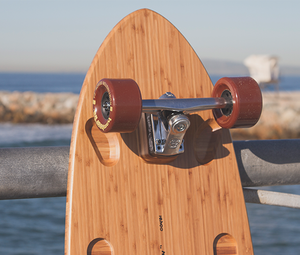 Hamboards Pinger - Surf Ontario