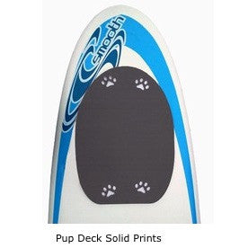 SUP deck pads - Pup Deck Prints - Surf Ontario