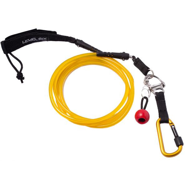 Leashes - Level 6 Quick Release SUP Leash - Straight