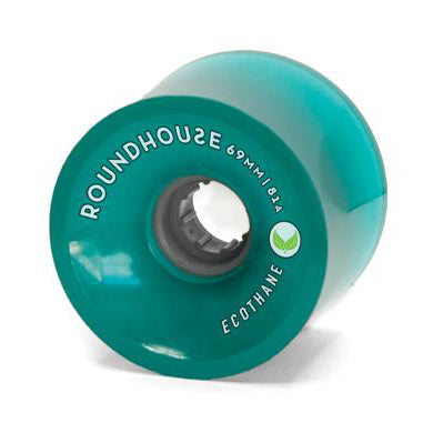 Carver - Roundhouse Eco Concave 69mm 81A Aqua Set of 4