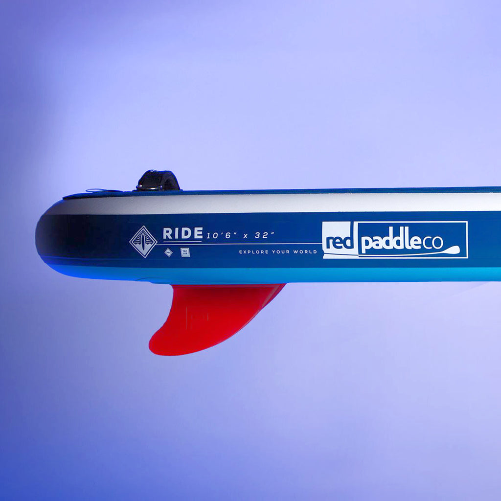 Red Paddle Co. 10'6 Ride 2021 / Alloy 3pc Package *Preorder for December