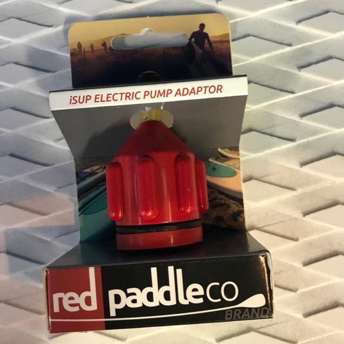 Red Paddle iSUP Electric Pump Adaptor - Surf Ontario