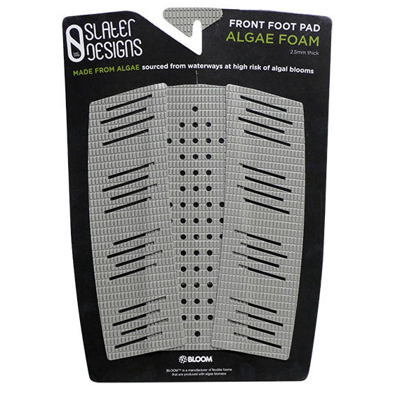 Deck pads - Slater Designs - The Front Foot Pad - Grey