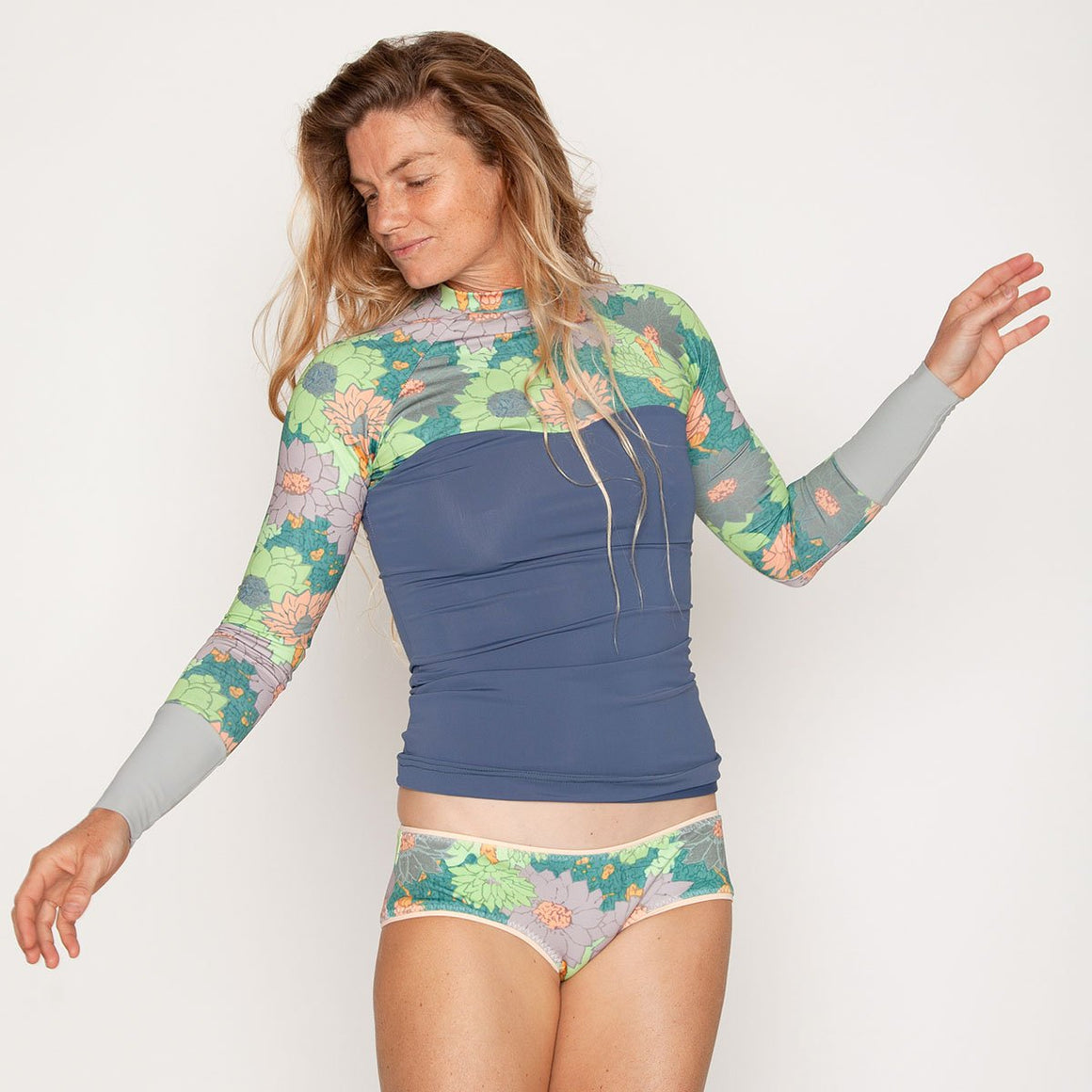 Seea - Hermosa Swim Shirt - Mirage