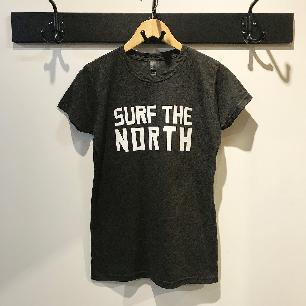 'SURF THE NORTH' T-Shirt by Surf Ontario - Womens