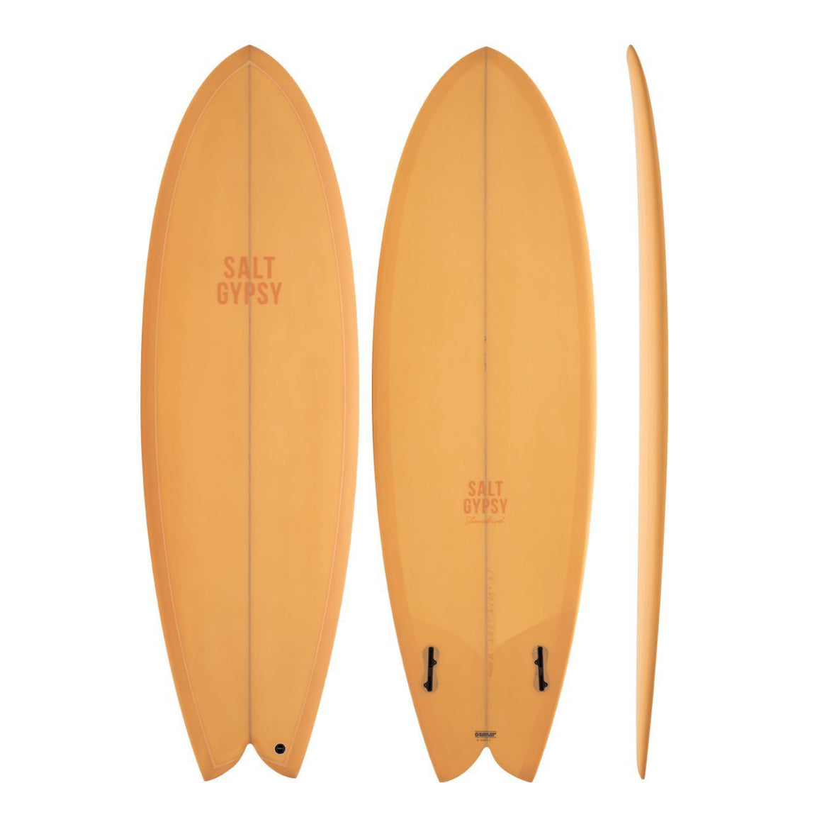 Salt Gypsy Shorebird 5'11 Pale Apricot Tint - PU **COMING SOON**