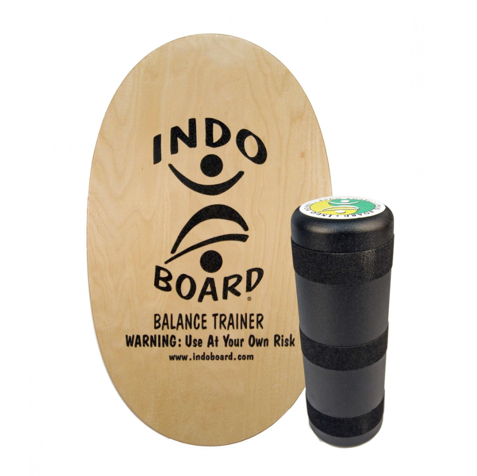 Indo Board Original w/Roller - Natural - Surf Ontario