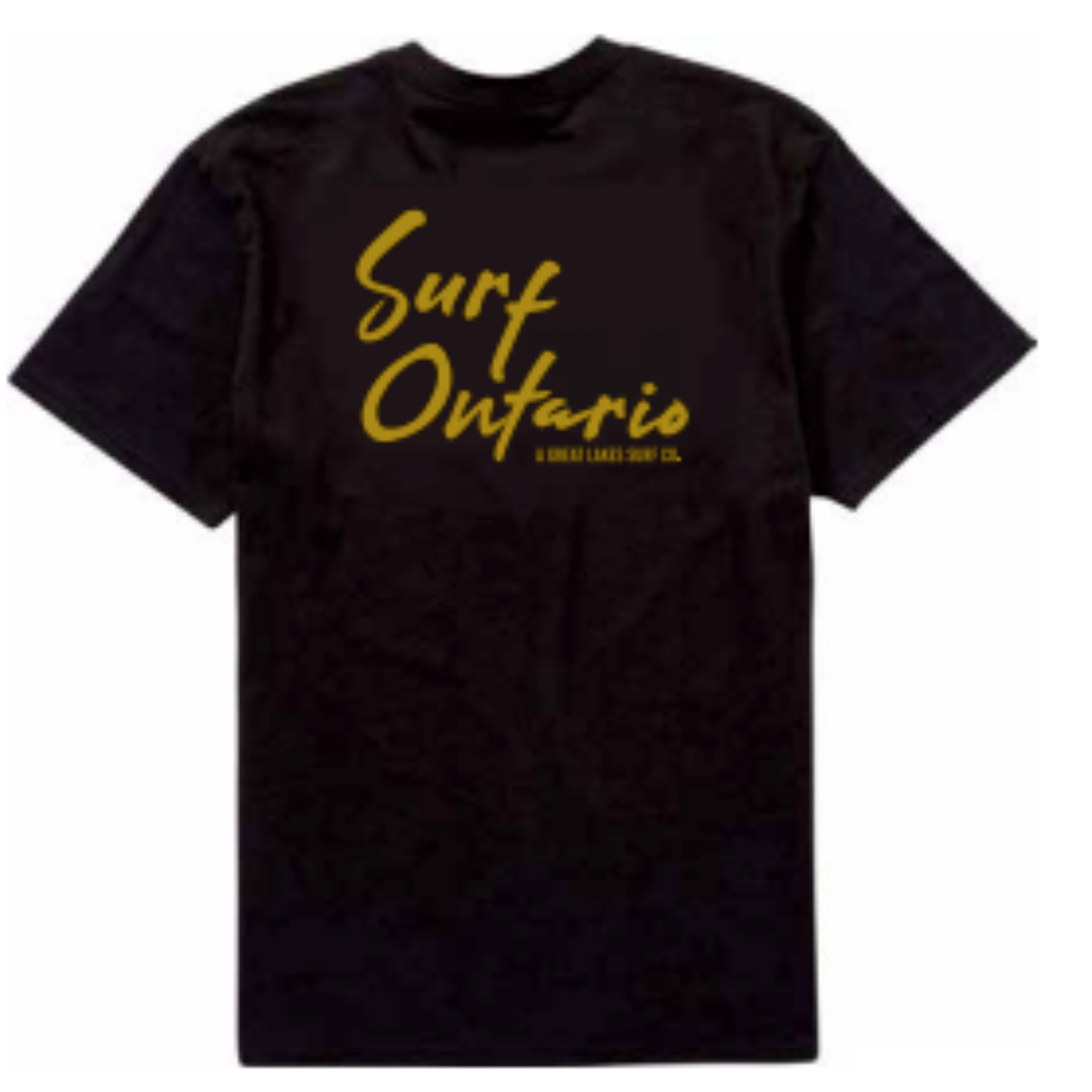 Vissla Surf Ontario GL Surf Co (Script) Tees - Black