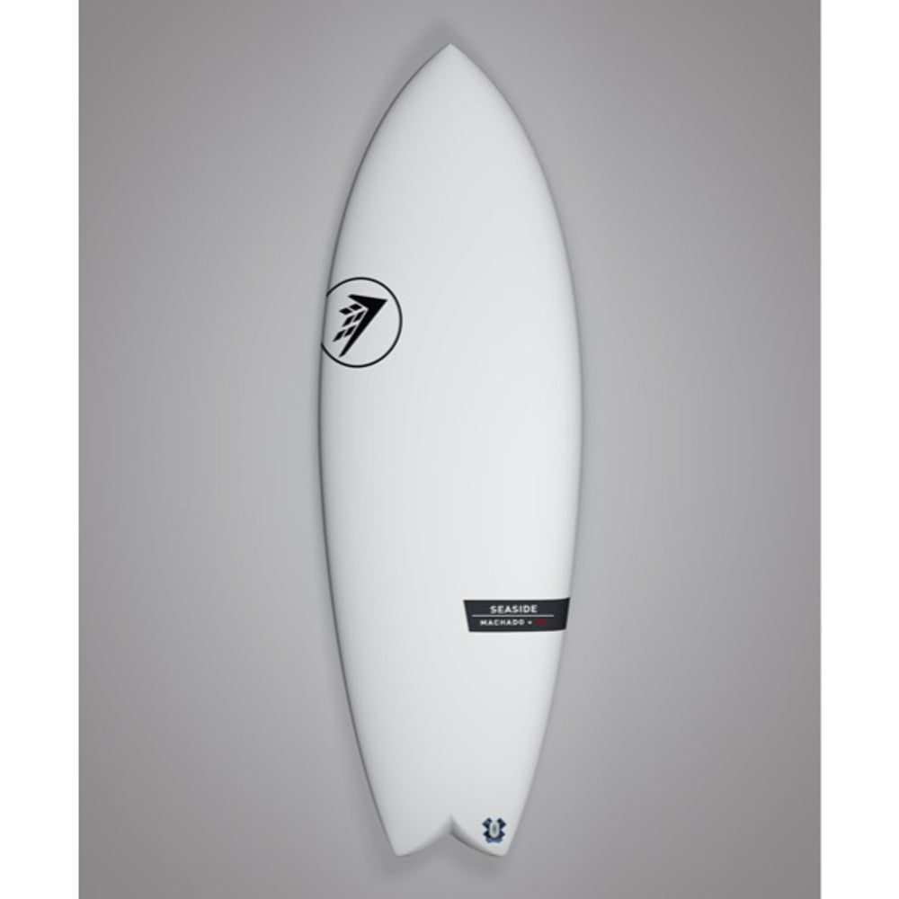 Machado Seaside 5'7 (Coal) FUT - Woolight