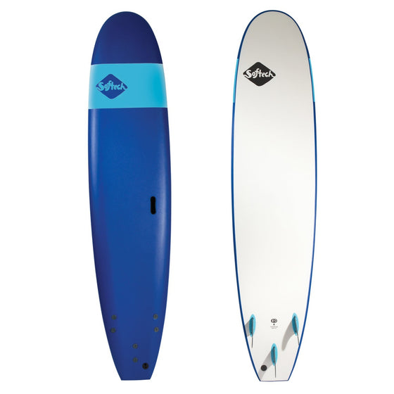 Softech Handshaped 8'4 Smoked Navy - FCS