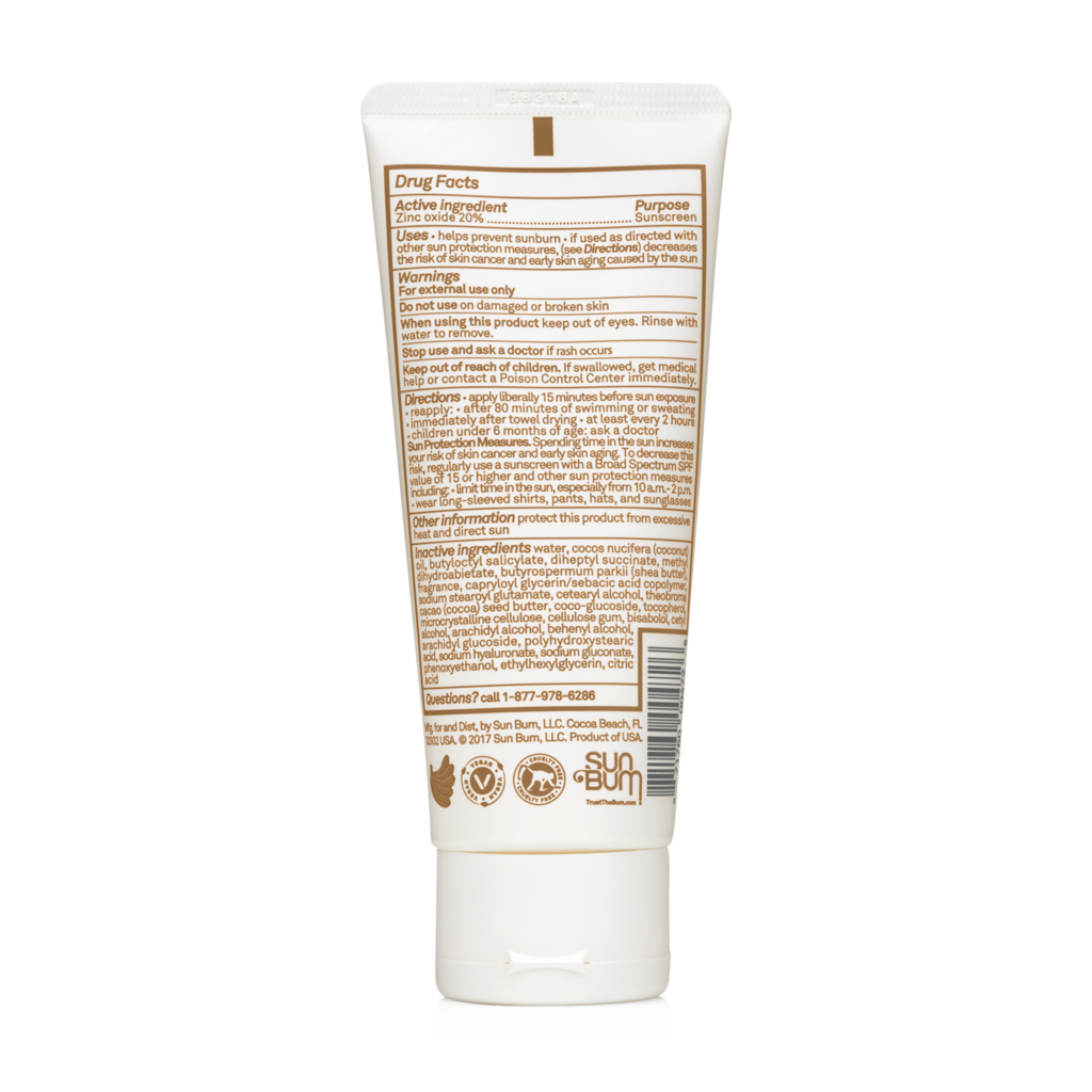 Sunscreen - Sun Bum Mineral SPF 50 Lotion (88 ml)