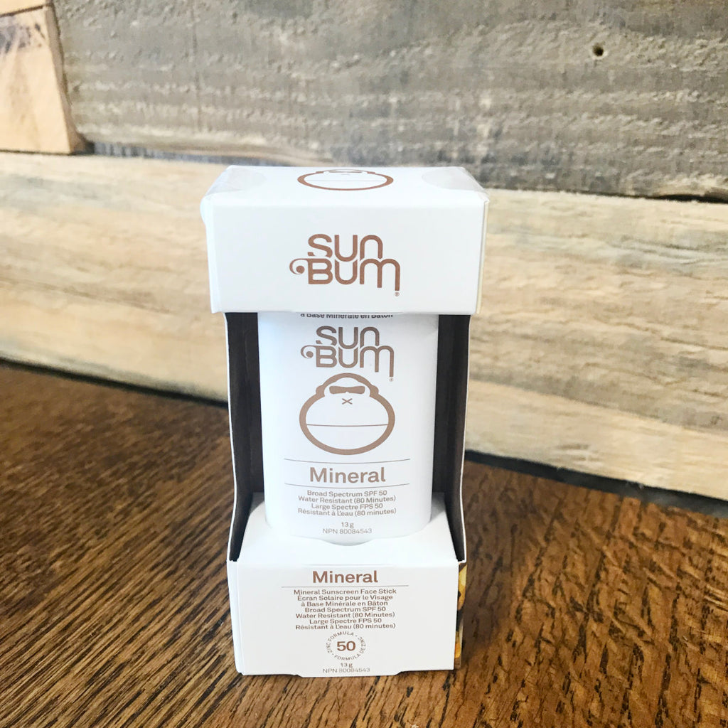 Sunscreen - Sun Bum Mineral SPF 50 Face Stick