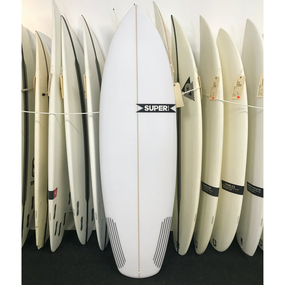 Super Brand Fling 5'10 - 5-FUT - Colour - PU CLEAR*