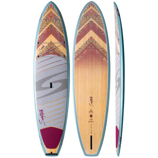 Surftech Bark Aleka  V-Tech 10'4″  (prAna Collab) Violet Marrakesh