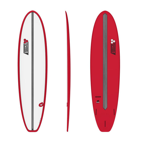 Channel Islands / Torq Chancho 7'6 X-Lite - Red