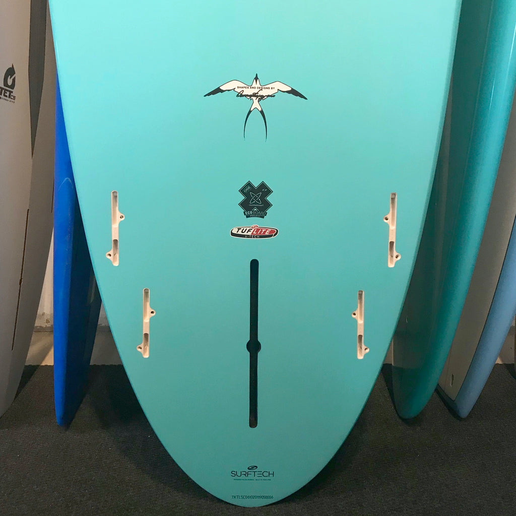Takayama Scorpion 2 - 6'10  Tuflite PC - Blue Grey - FCSII - Tufflite