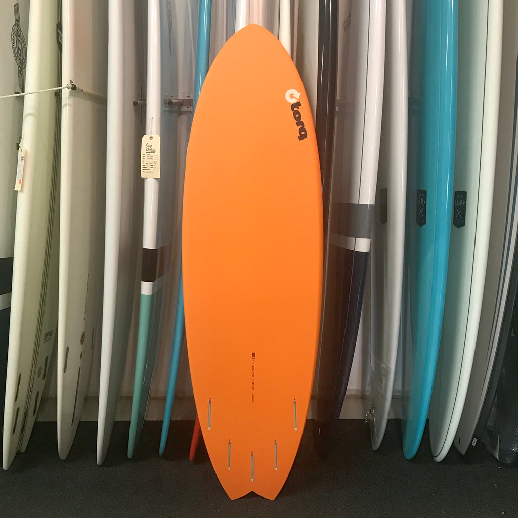 Torq 5'11 Fish Pinline - Orange