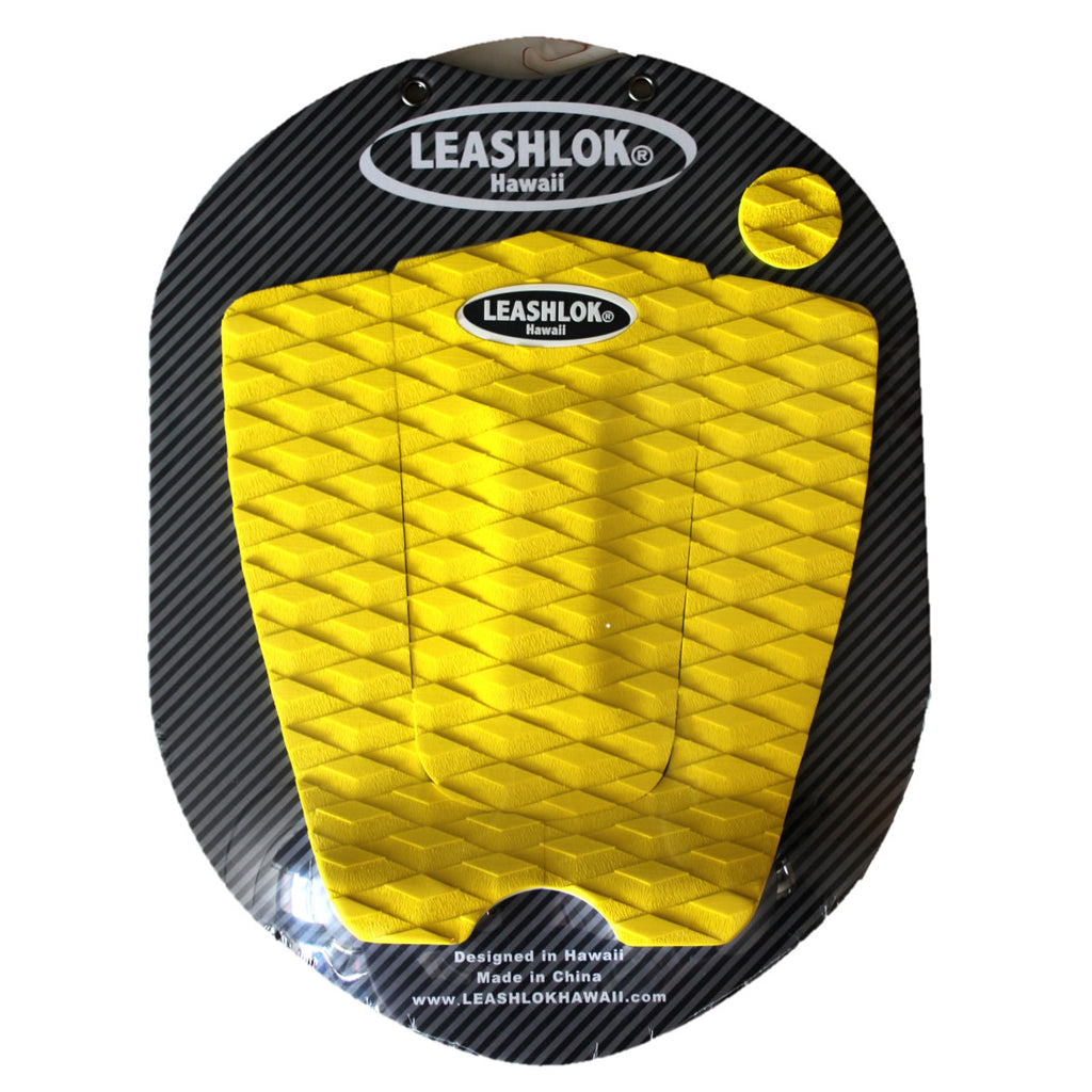 Deck pads - Leash Lok Traction Pad - Yellow