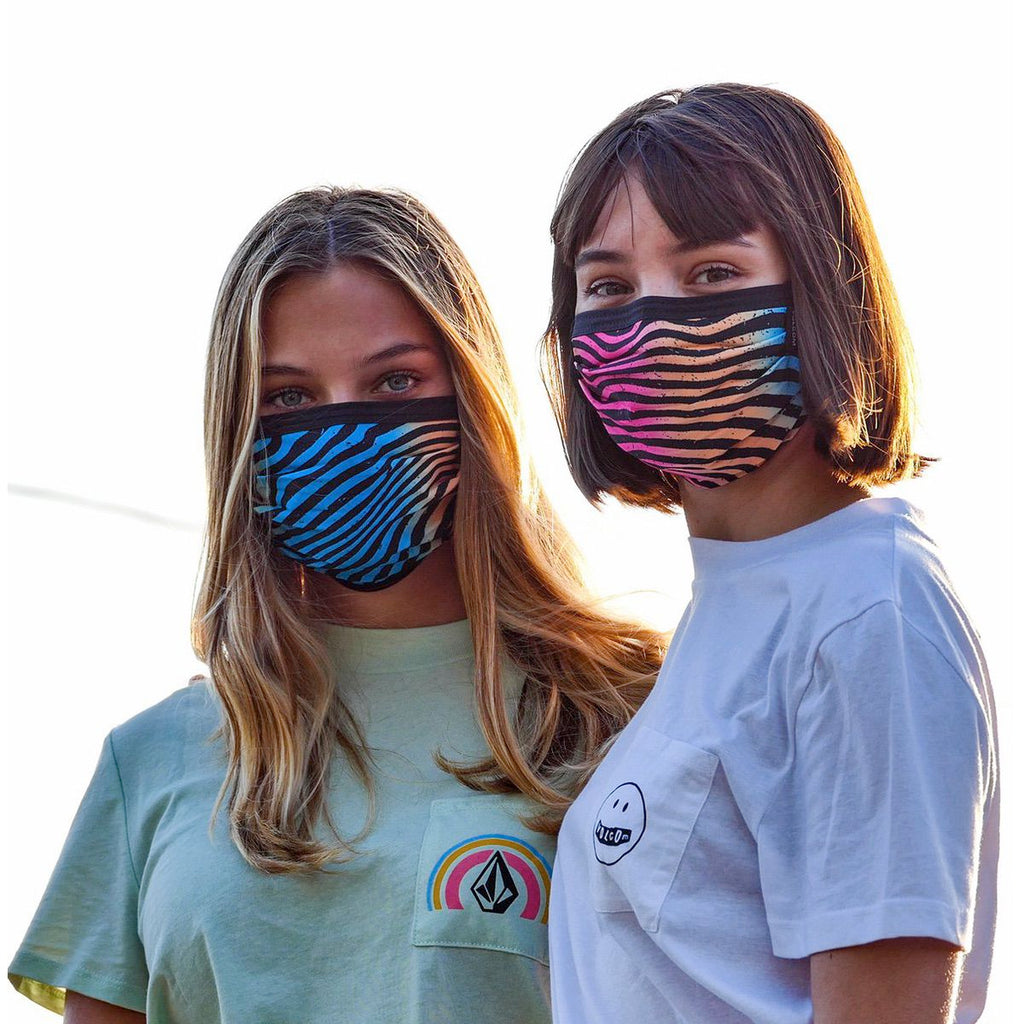 Volcom Face Mask -  Rincon Blue