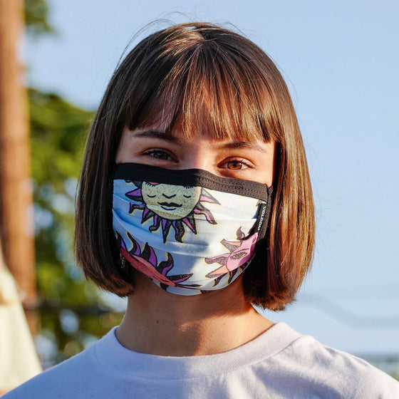 Volcom Face Mask - Aether Blue