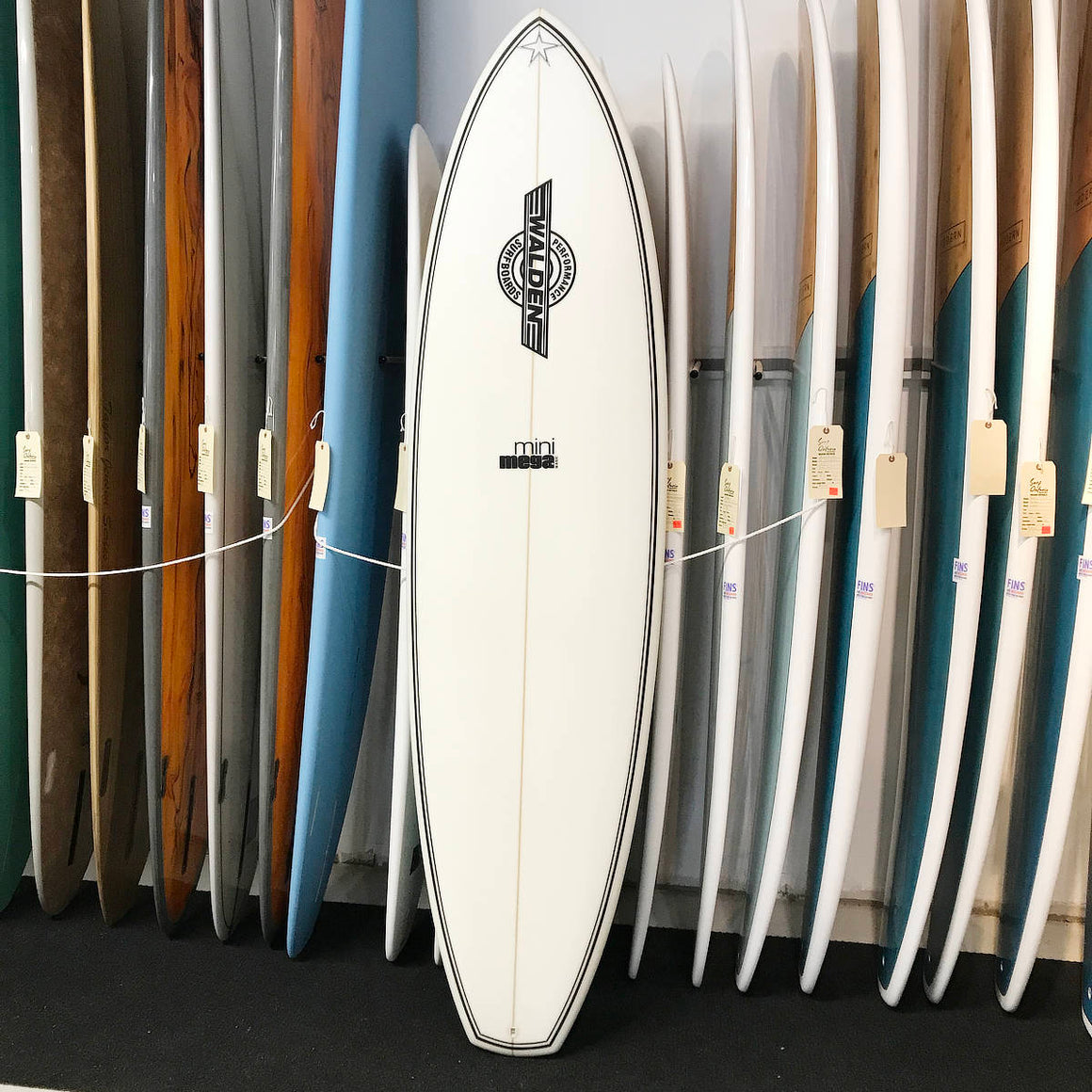 Walden 7'6 Mini Mega Magic 2 Fusion HD