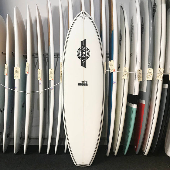 Walden 6'10 Mini Mega Magic 2 Fusion HD