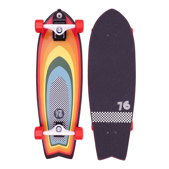 Z-Flex - Surf-a-gogo Surfskate Fish
