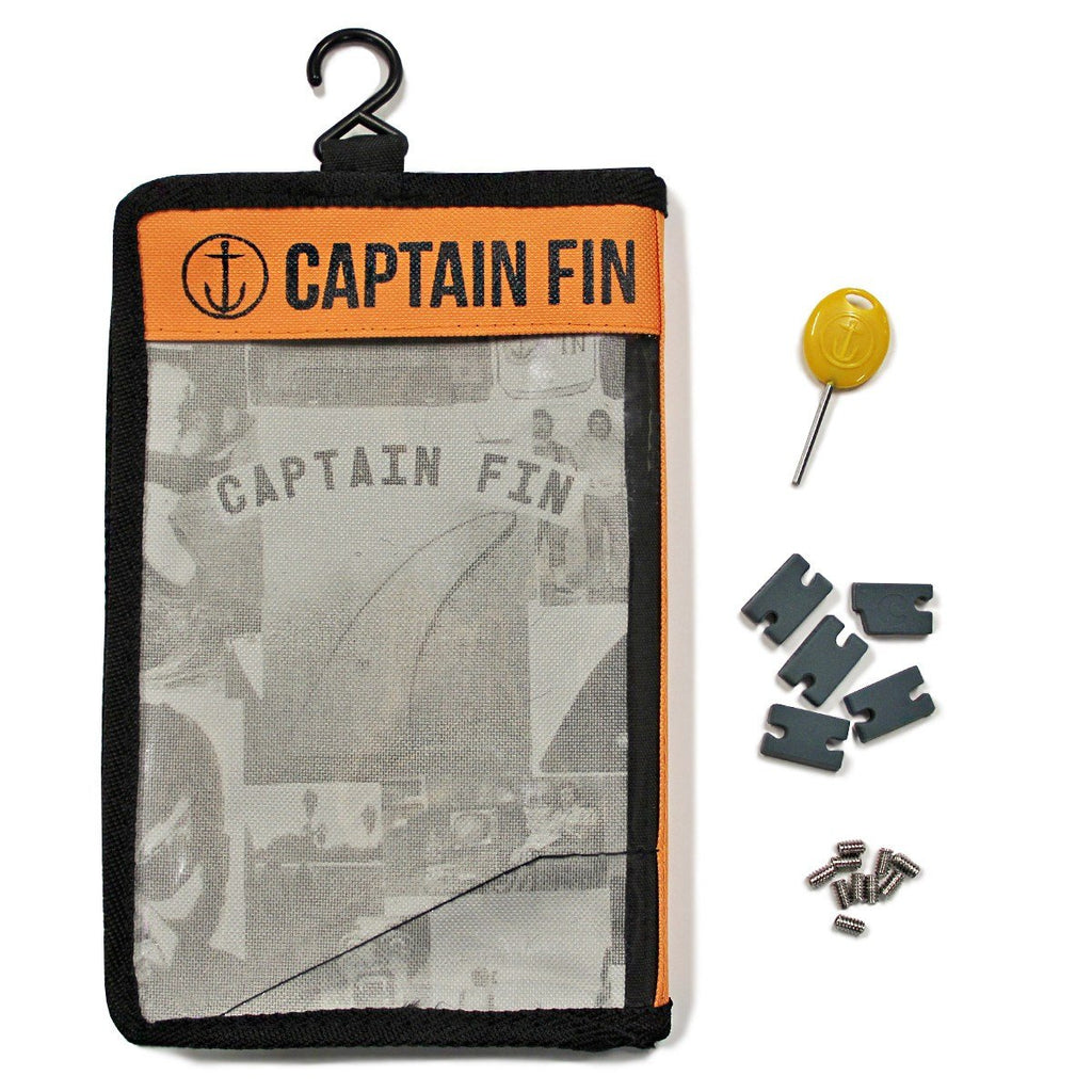 Captain Fin - LEILA HURST - Small TT (Two Tab/FCS) - GRN - Surf Ontario