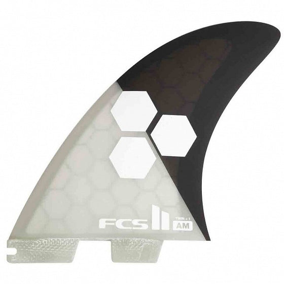 FCS II AM PC X-Large Twin+1 (Mini Stabilizer) Fin Set