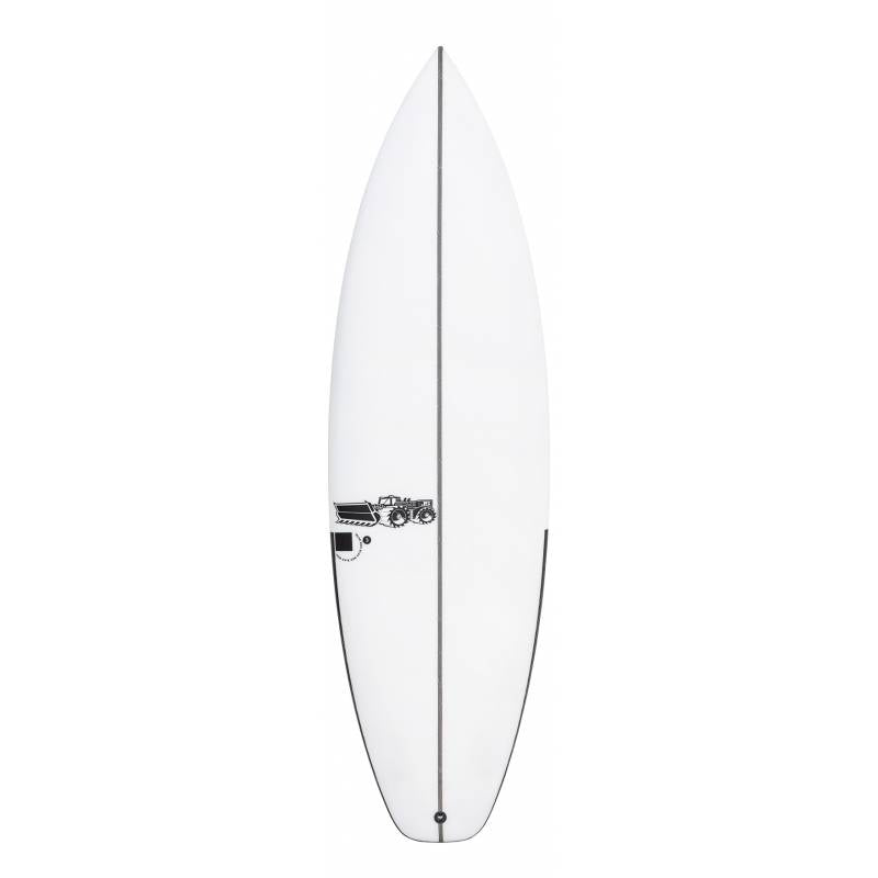 JS Industries - Blak Box 3 - 5'10 Squash Tail PU - 5 FCS2