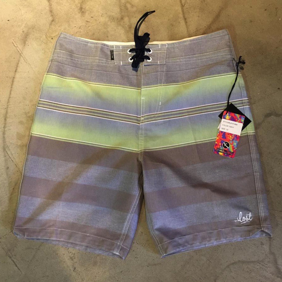 Boardshorts - Lost GAHWUMP Navy - Surf Ontario