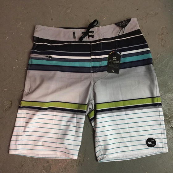 Boardshorts - Lost Horizon Grey - Surf Ontario