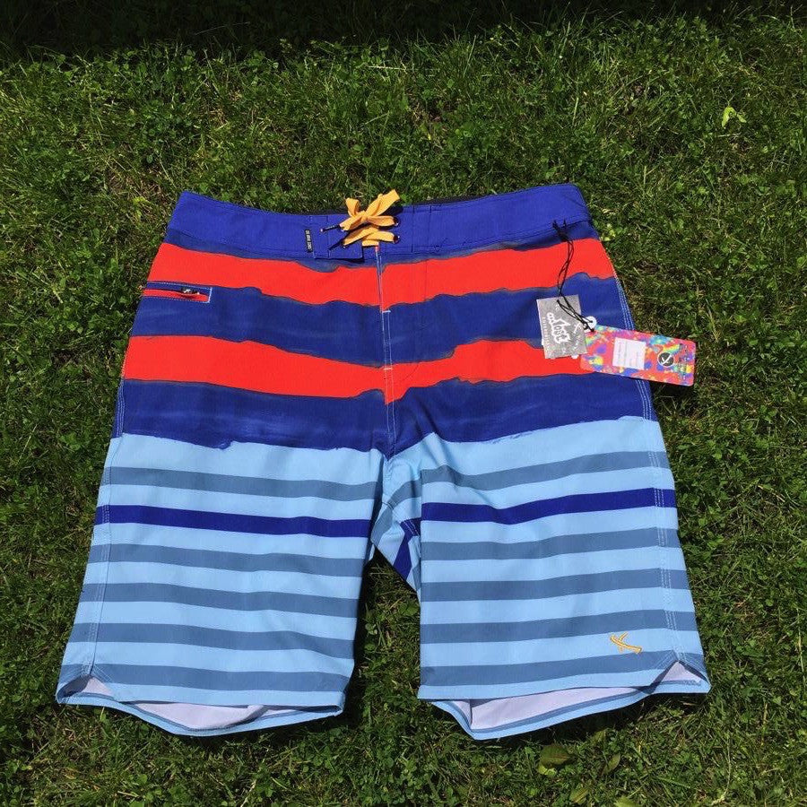 Boardshorts - Lost Resin Split 20 Guava