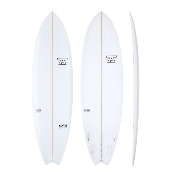 7S  6'6 SuperFish 4 PU FCS2