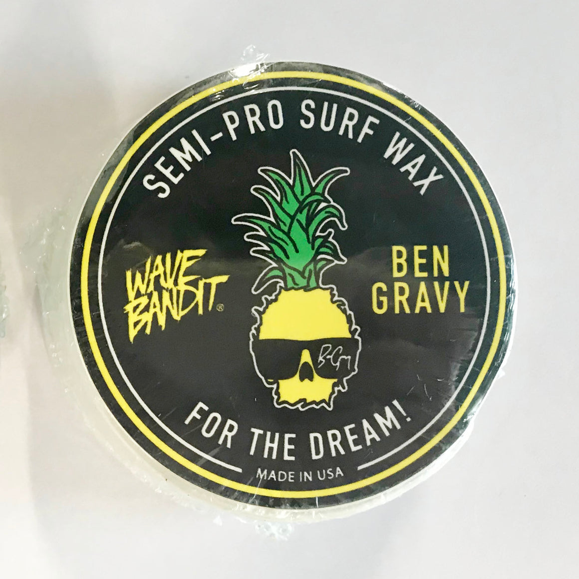 Surfboard Wax - Catch Surf Wax (and free sticker)