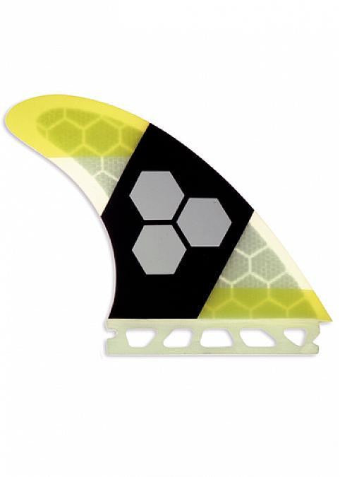 Futures Thruster - Channel Islands FUT-RTM Tech1 3-fin Yellow (Large) - Surf Ontario
