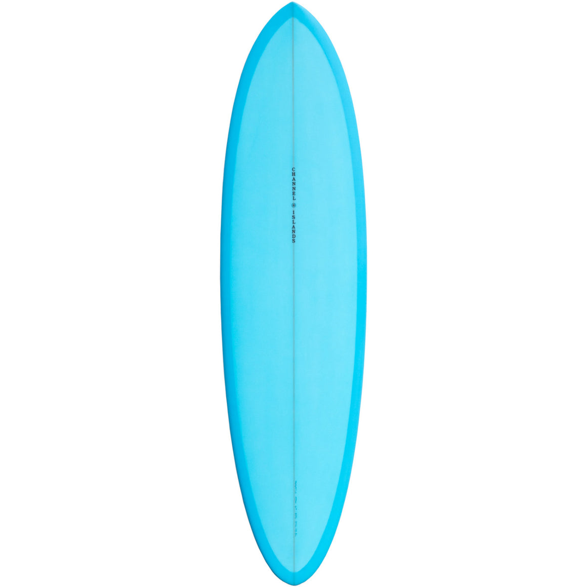 Channel Islands - MID 6'6 Blue  *Preorder for Spring* 🚚