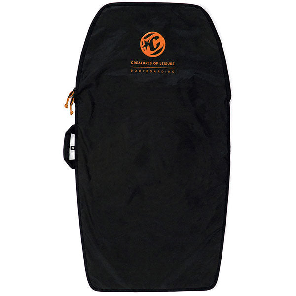 Creatures of Leisure - Bodyboard Lite (1 Brd) : Black Orange - Surf Ontario