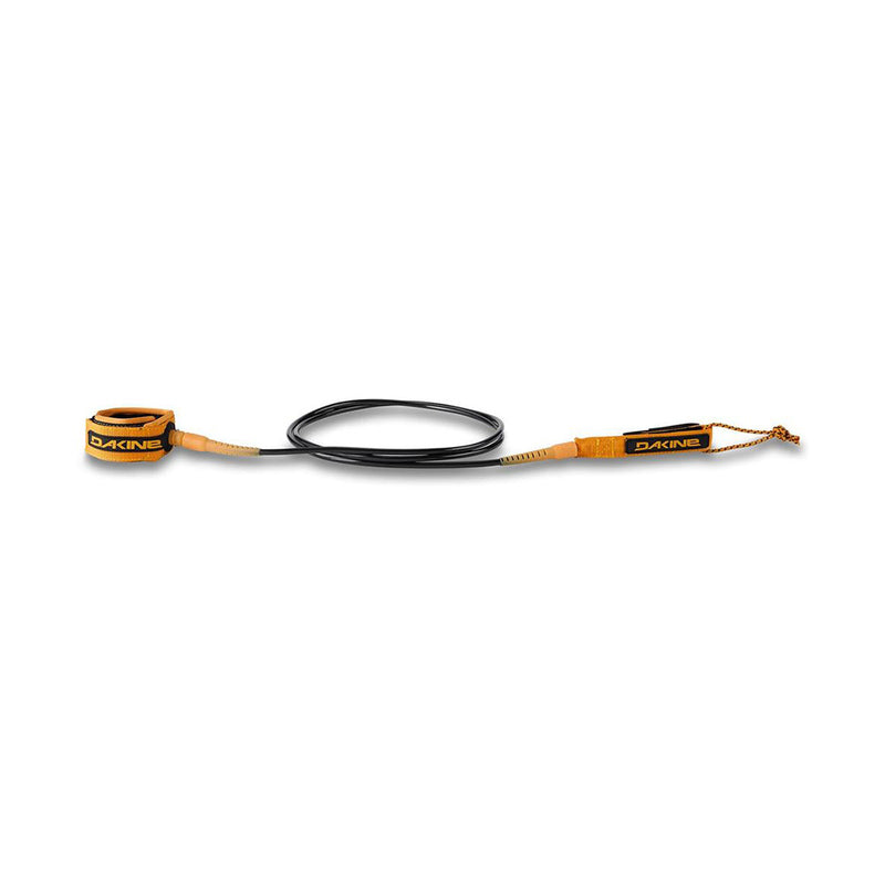 "Leashes - Dakine - Kainui Team 6' X 1/4"" Leash  - Golden Glow"