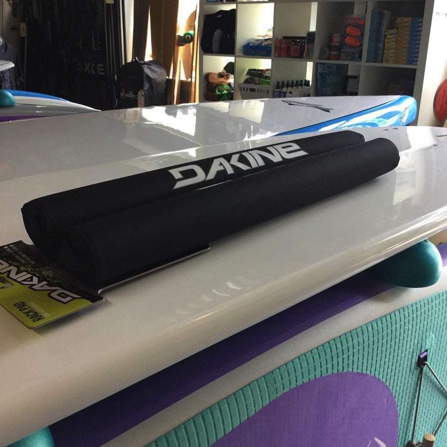 "Roof Bar Pads for Surfboards and SUPS - Dakine Rack Pad long 28"" (round) - Surf Ontario"