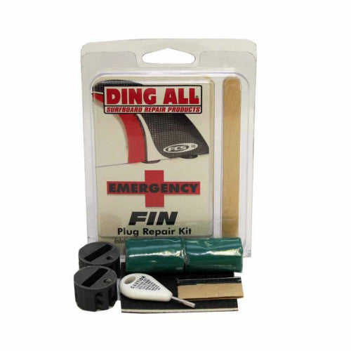 Ding Repair - Ding All Emergency FCS Fin Plug Repair Kit - Surf Ontario