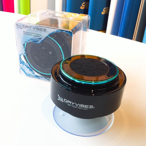 Waterproof electronic gear - DryVIBES Waterproof Bluetooth speaker - Surf Ontario