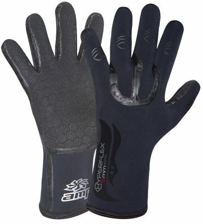 Hyperflex Gloves 5mm AMP 5 Finger - Surf Ontario