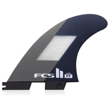 FCS II THRUSTER - FCS II FT PC Large Tri Retail Fins